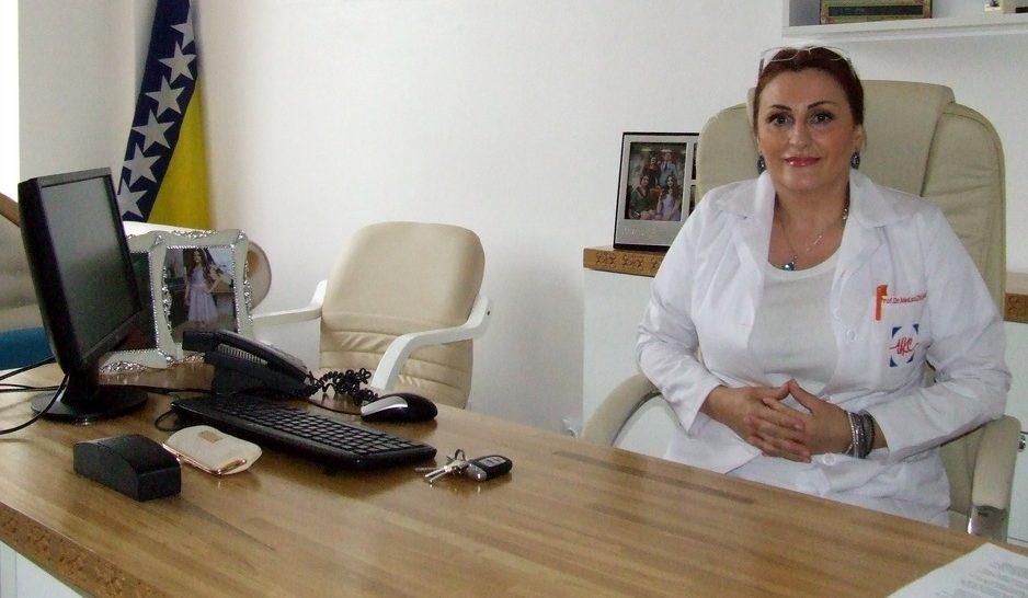Prof. dr. Dženita Ljuca